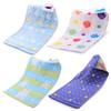 北极绒 婴儿口水巾加厚纯棉 4条装 *6件 110元(合18.33元/件)