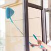 莱朗 双面擦窗器擦玻璃器 多用途擦天花板玻璃工具清洁器 可旋转伸缩杆高层擦窗器 不带刮水器 54.6元