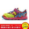 ASICS亚瑟士儿童运动鞋跑步鞋男女款NOOSA TRI 10 TS C524N-0791 黄色/蓝色/粉色 21 119元