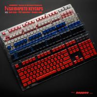noppoo NSA104 键帽 (红色)