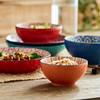 盖娅风景日式陶瓷家用餐具吃饭碗汤碗面碗大米饭碗菜盘子 14元包邮(需用券)
