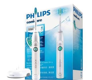 PHILIPS 飞利浦 HX6730 声波震动电动牙刷 白色