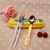 宝露露(Pororo)儿童ABS材质学习筷子套装 三个规格随机发货 *2件 89元(合44.5元/件)