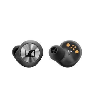 SENNHEISER 森海塞尔 Momentum True Wireless 入耳式真无线蓝牙耳机 黑色