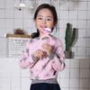 安娜与杰西 女童图案套头毛衣 99元包邮