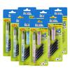 Snowhite 白雪 FP-5009 钢笔套装 蓝粉组合 8卡装 *5件 57元(合11.4元/件)