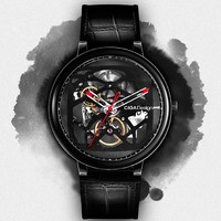 CIGA Design 玺佳  方圆之道 男士机械腕表