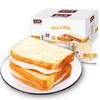 聪师傅 吐司面包 420g 9.99元包邮(需用券)