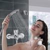 卡贝花洒喷头手持莲蓬头淋浴头淋雨花洒套装家用浴室增压淋浴喷头 138元
