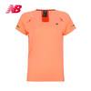 New Balance/NB 女款圆领短袖上衣休闲运动T恤AWT63223 99元