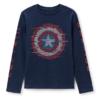 GAP 盖璞 Marvel复仇者联盟系列 男童长袖T恤 87元包邮