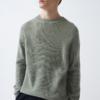 La Chapelle 拉夏贝尔 84S052041 男士纯羊毛毛衣