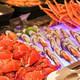 海鲜刺身+暖冬火锅+新西兰羊腿!上海苏宁环球万怡酒店自助晚餐(周五周六)