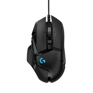 Logitech 罗技 G502 HERO主宰者 有线鼠标