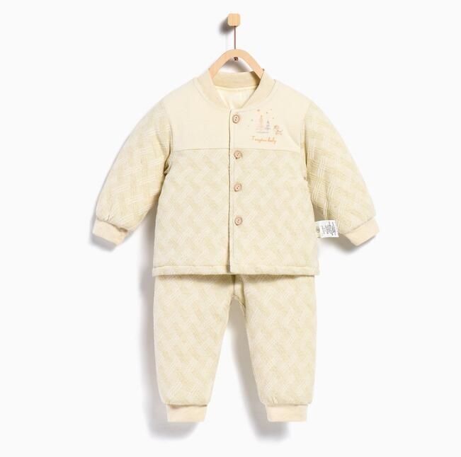 Tong Tai 童泰 秋冬加厚婴幼儿长袖对开棉服