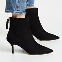 Stuart Weitzman 斯图尔特·韦茨曼 Juniper 70mm 女士短靴