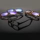 马克芬迪 防辐射眼镜女防蓝光电脑护目镜蓝膜平光镜女电脑潮学院复古风