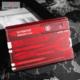 历史低价:VICTORINOX 维氏 0.7103.T 瑞士军刀卡 (10种功能) *2件 135.2元包邮(双重优惠)