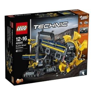 历史低价 : LEGO 乐高 科技系列 42055 斗轮挖掘机