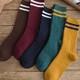 善仪 秋冬款日系加厚堆推袜5双
