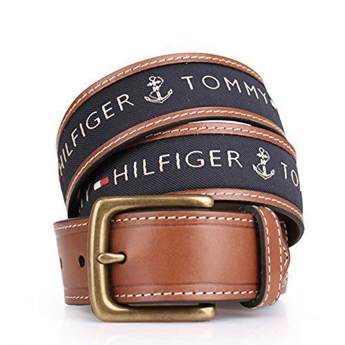 Tommy Hilfiger 汤米·希尔费格 皮带腰带 11TL02X032
