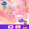 Disney 迪士尼 女孩儿童家具公主床 1.5m 1350*690*424mm小床 *2件 498元包邮(合249元/件)
