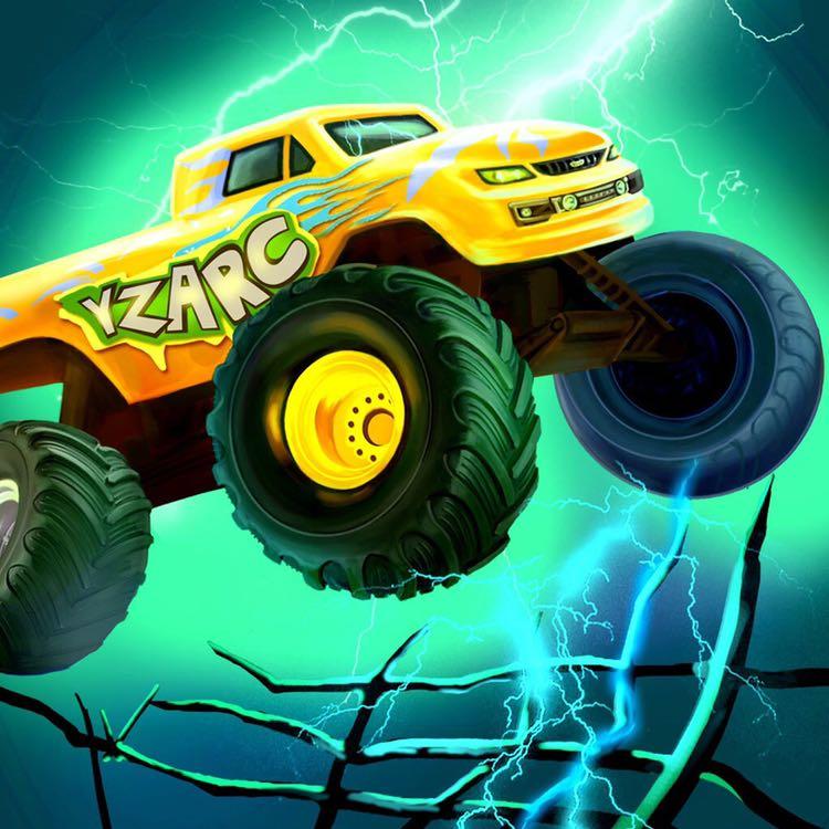 《怪物卡车2》iOS数字版游戏
