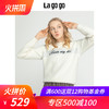 Lagogo/拉谷谷2018冬季新款港味简约时尚针织衫女HCMM41YH27 265元