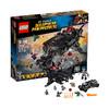 黑卡会员:LEGO乐高 超级英雄系列 狐蝠喷气机蝙蝠战车空运攻击 955颗粒 76087 积木玩具 9-14岁 680.64元