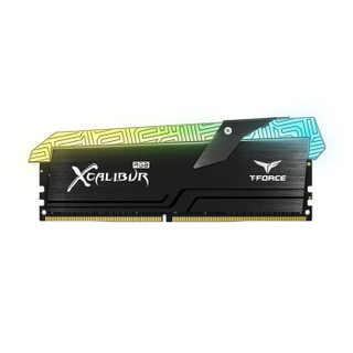 Team 十铨 王者之剑 图腾版 DDR4 3600 台式机内存 8GB×2