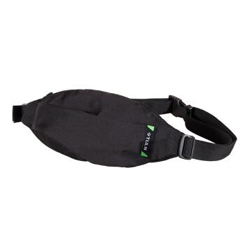 运动休闲跑步腰包简易胸包登山骑车单肩斜挎包 *2件