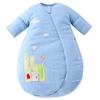 misslele 米乐鱼 婴儿一体式睡袋 *2件 196元包邮(合98元/件)