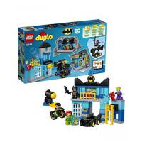 LEGO 乐高 得宝系列 10842 蝙蝠洞大挑战