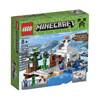 LEGO 乐高 Minecraft 我的世界系列 21120 雪山积木 320.64元包税包邮(双重优惠)