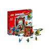 LEGO 乐高 小拼砌师系列 10725 幻影忍者神殿保卫战 195.17元含税包邮(需用券)