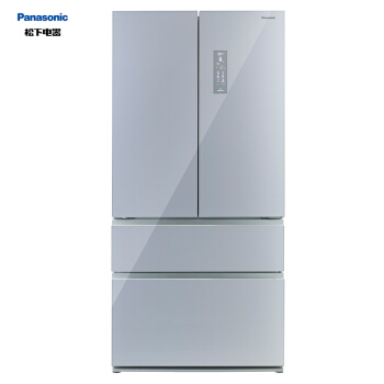 Panasonic 松下 NR-EW61TG1-S 618升 法式多门冰箱