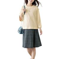 SENSHUKAI 千趣会 孕产妇哺乳长袖套装