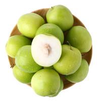 云南牛奶青枣 1.5kg 单果约40-60g 新鲜水果 *2件