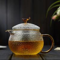 美斯尼 玻璃功夫茶壶 500/650ml