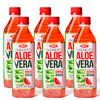 韩国进口 OKF 牧羊人库拉索芦荟果汁饮料 西瓜味果味饮料 500ml*6瓶组合装 *2件 59元(合29.5元/件)