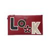 FURLA 芙拉 EDEN系列 字母装饰 拉链式 长款钱包 *2件 839元(合419.5元/件)
