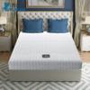 依丽兰天然乳胶床垫 曼尼亚 双人席梦思弹簧定做1.8米可拆洗床垫 1799元包邮