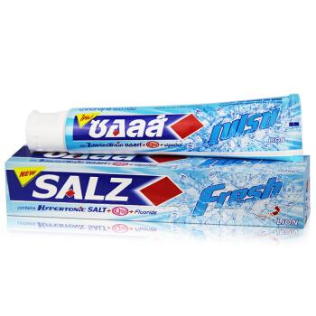 LION 狮王  SALZ 盐白洁齿牙膏 160g