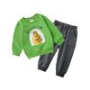 Minizone 儿童抓绒卫衣+裤子套装 65.6元包邮