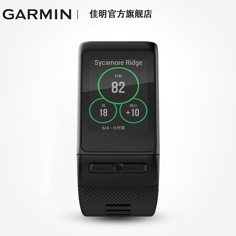 Garmin佳明vivoactive HR户外跑步游泳运动手环 心率监测GPS腕表