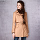 Artka阿卡骑士冬季女装复古百搭两件套收腰羊毛毛呢外套FA10445D