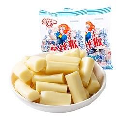 金丝猴 牛奶糖 118g*3袋