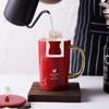 UP STYLE/悠家良品 高颜值圣诞陶瓷杯 400ml 21.79元(需用券)