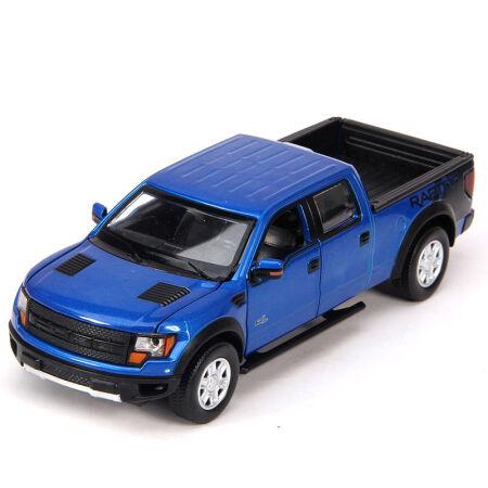 彩珀合金车模 1:34福特F-150  赛车跑车 仿真汽车模型 宝宝儿童玩具男孩玩具汽车 带声光88363NAAA