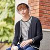 森马 针织衫男 2018秋季新款男士韩版V领开衫青少年潮流外套男装 19058061402 黑色 XL 66.6元